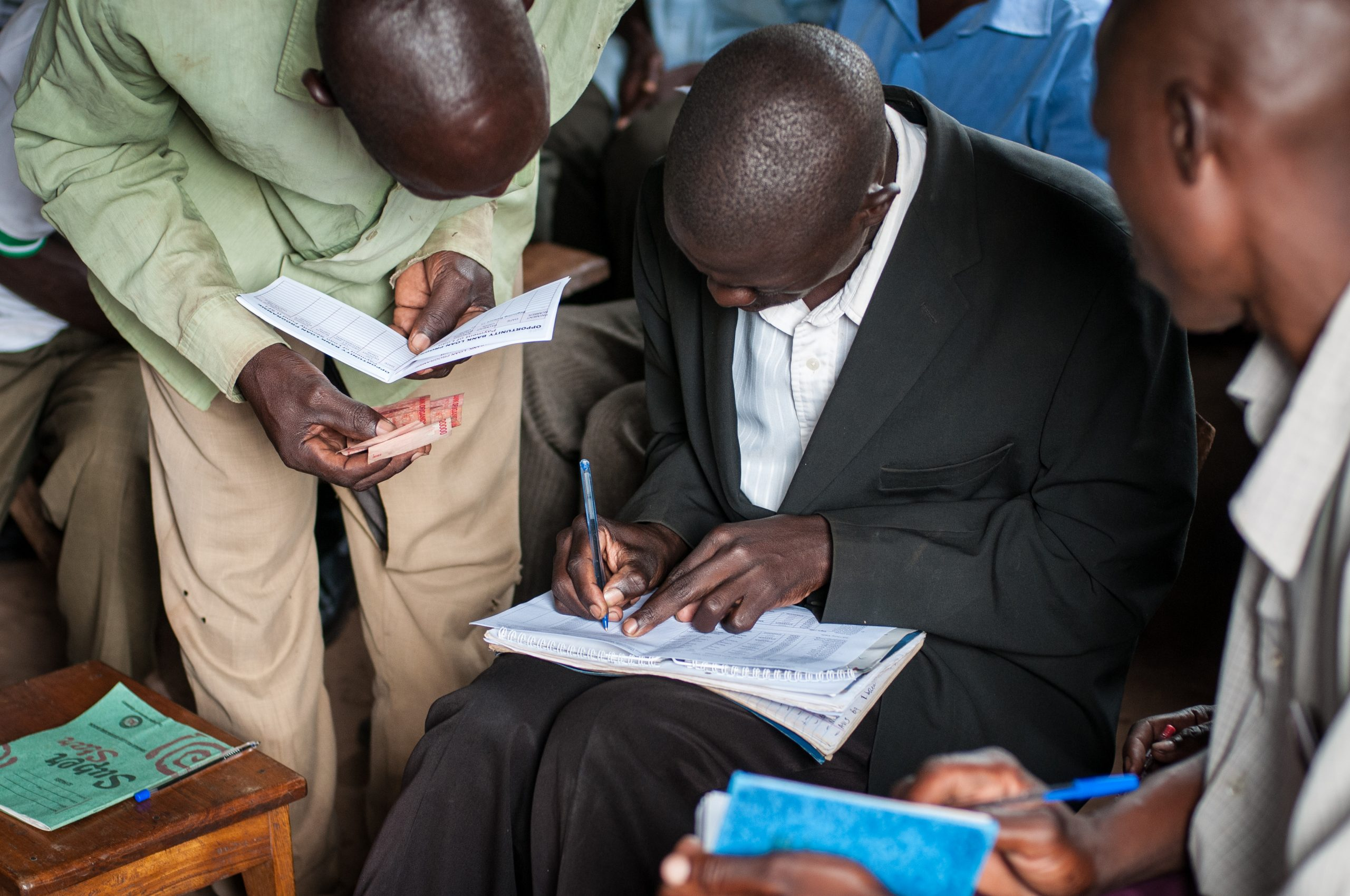 The business case of smallholder finance